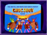 Mattel and Mars Bar Quick Energy Chocobot Hour