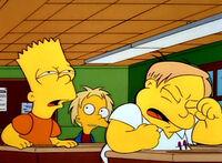Problemy ze wzrokiem Barta