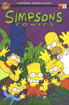 Simpsons Comics 12 (Front Cover)