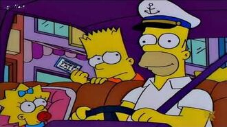 -I Simpson- Homer Simpson - Up, Up and Away (Sub Ita)