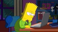 """Homer Lends Bart A Twenty from """"Diggs"""" THE SIMPSONS"""