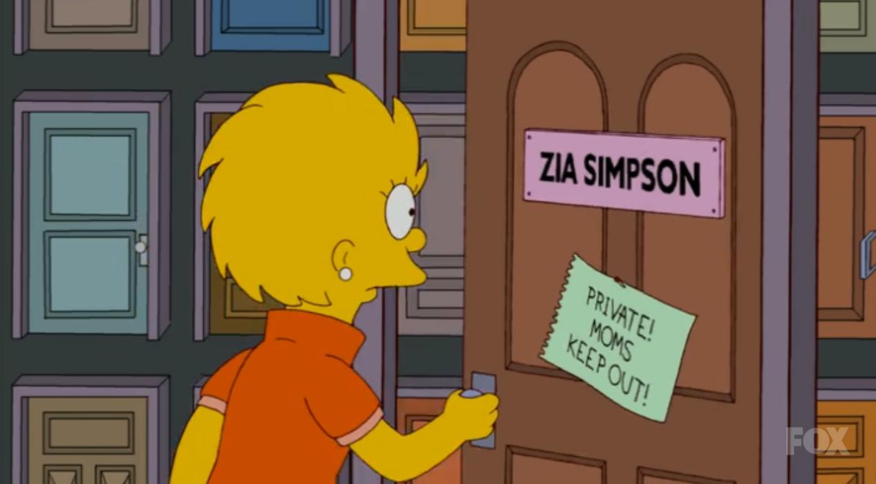 Simpsons grown up sex