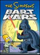 Bart Wars dvd