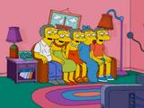 The Szyslaks couch gag