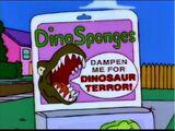 Dino Sponge