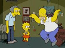 Homer zoando moe poesia