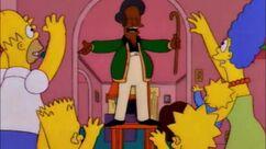 Simpsonnerie chantante