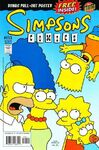 Simpsons Comics Issue 113 front cover