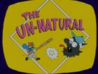The Un-Natural