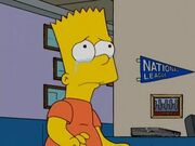 Bart crying