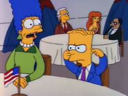 Mr. Lisa Goes to Washington 122