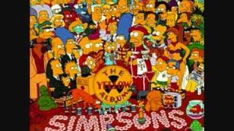The Yellow Album I Just Can't Help Myself by Homer, Bart and Lisa Simpson