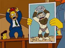 Homer julgamento elo perdido