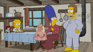 Mabel, Hiram i Eliza