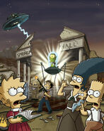 Treehouse of Horror XVII (Promo Picture)