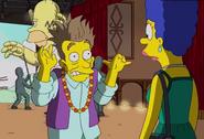 Frenel rozmawia z Marge