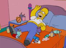 Homer milkshakes