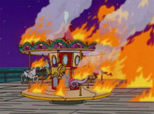 Carrossel barnacle bay fogo