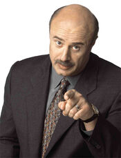 Dr. phil mcgraw real