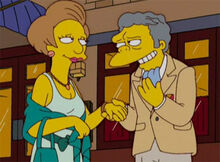 Edna moe namoro