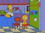 Lisa Gets an A 105