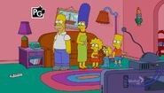 Lisa Goes Gaga (Couch Gag) 3