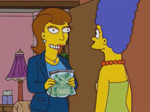 Stacey swanson marge dinheiro 2