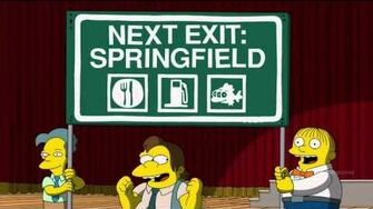The Simpsons Springfields New Anthem