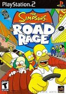 220px-The Simpsons Road Rage