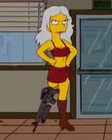 Cherry Darling Simpsons