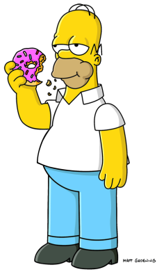 Homer simpson wiki les simpson fandom powered by wikia - Les simpson tout nu ...