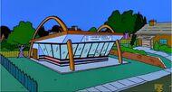 Pioneer Chicken Simpsons