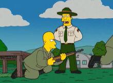 Sargento fort clinton treinamento