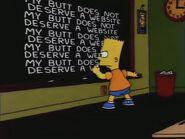 Simpson Tide Chalkboard Gag