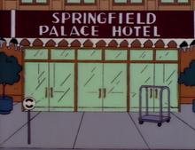 Springfield palace hotel