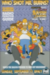 Who Shot Burns Mystery Sweeps Radio Guide