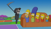 Couch Gag No.334