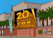 Fox Disney