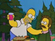 Homer Loves Flanders 66