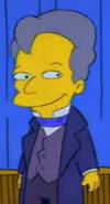 Richard as Millard Fillmore