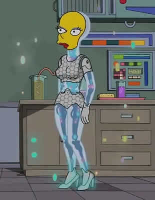 Androide de Frink