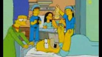 If ever i would leave you by Simpsons