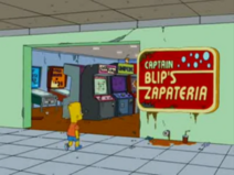 Captain Blip's Zapateria 2