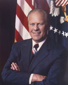 Gerald Ford presidential portrait (cropped)