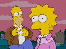 Homer lisa acorda ponei