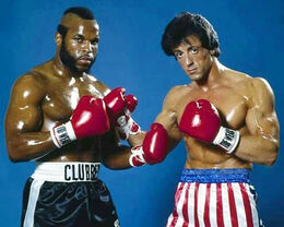Mr. t real rocky 3
