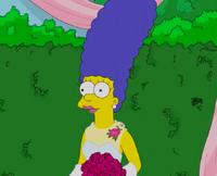 Robot Marge - panna młoda