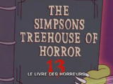 Simpson Horror Show XIII