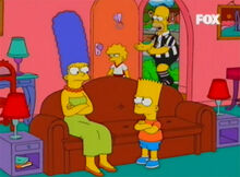 Simpsons discutindo 18x17
