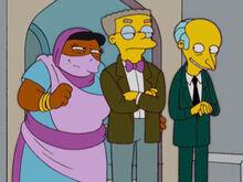 Smithers burns casamento arranjado